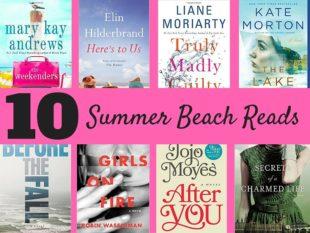 10 Great Summer Beach Reads