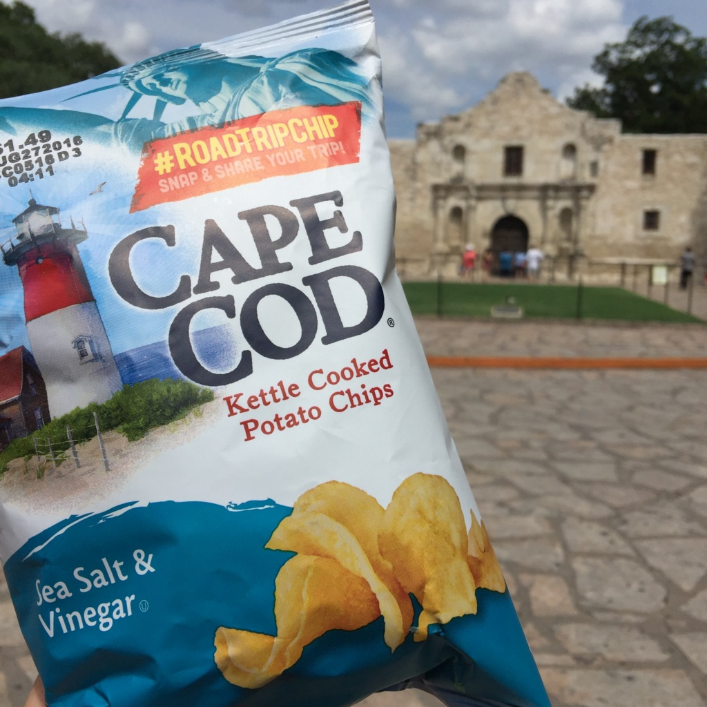 5 Things You Must See at the Alamo #RoadTripChip