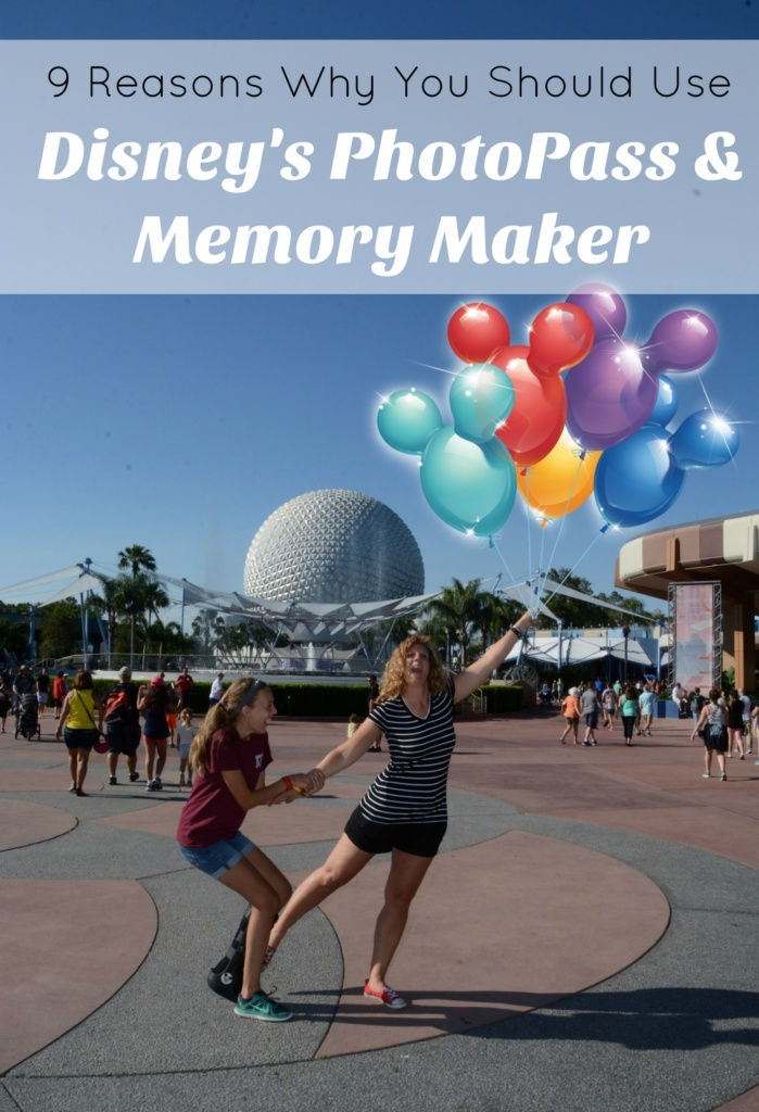 9 Reasons Why Use Disney's PhotoPass & Memory Maker