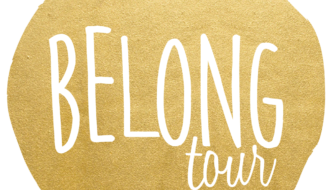 Feel Inspired at the Belong Tour | Fall 2016