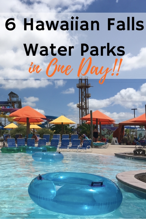 How to Visit All 6 Hawaiian Falls Water Parks in One Day