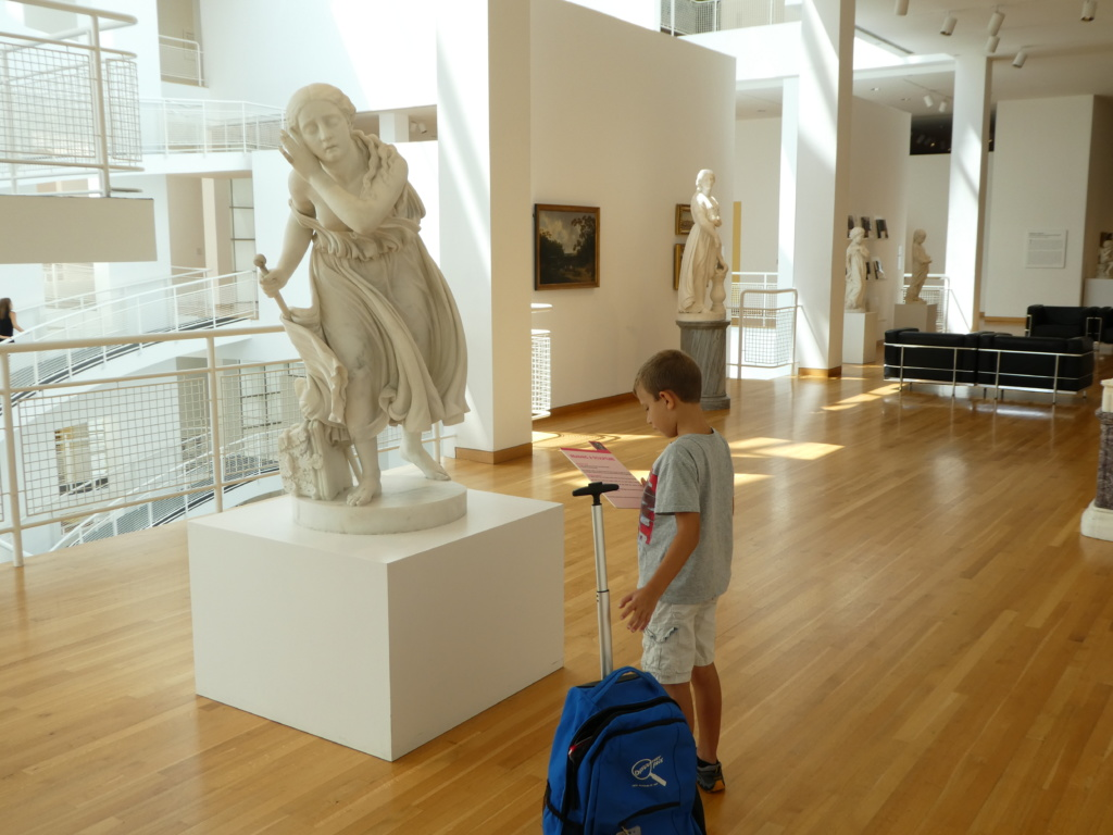 Atlanta with Kids - High Museum of Art