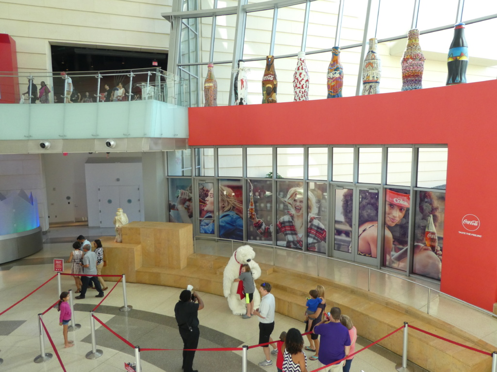 Atlanta with Kids - World of Coca-Cola