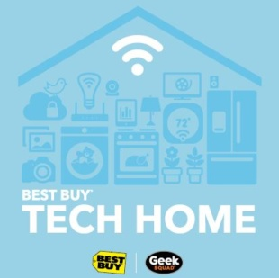 Best Buy Tech Home Featured at Mall of America