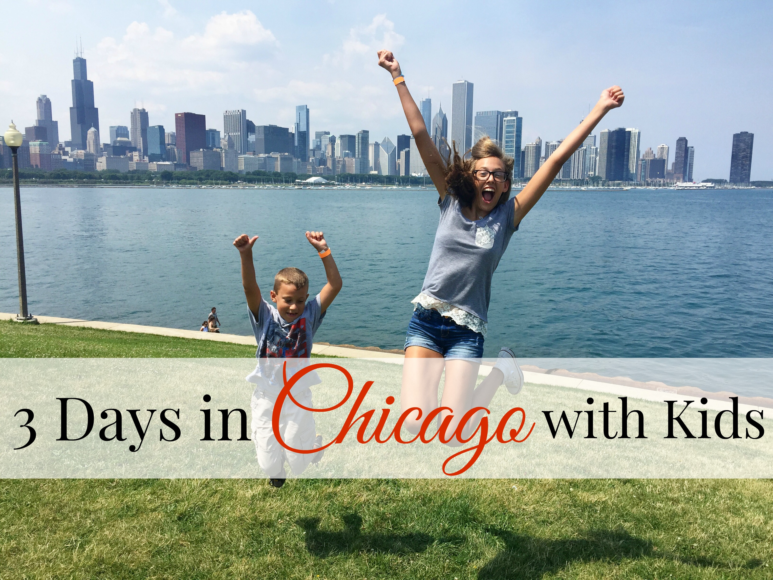 3 Days in Chicago with Kids | 3 Day Itinerary | Chicago, Illinois USA