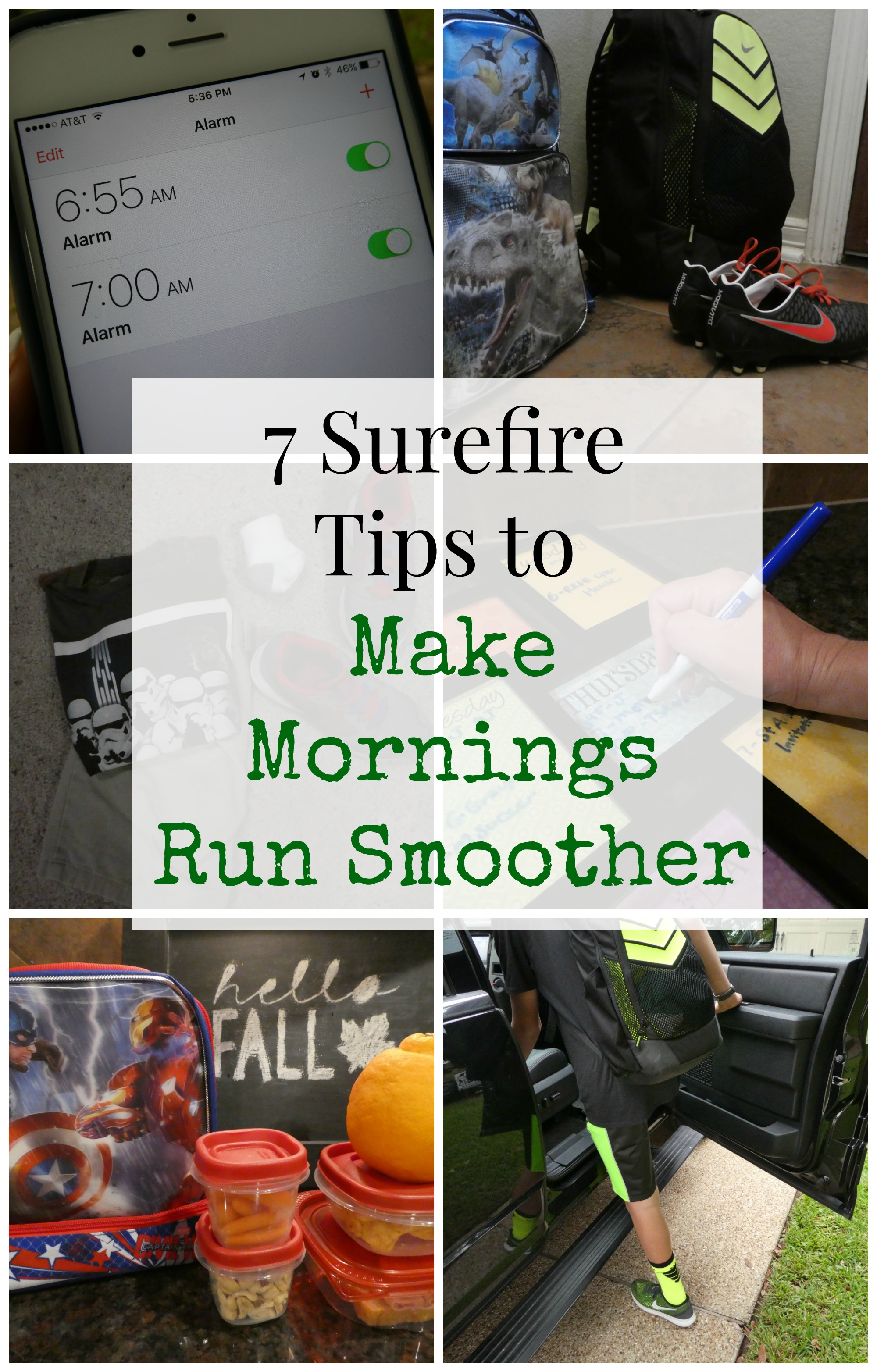 Tips To Make Living Room Cozy: 7 Tips To Make Mornings Run Smoother
