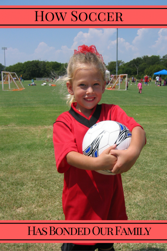 How Soccer Has Bonded Our Family