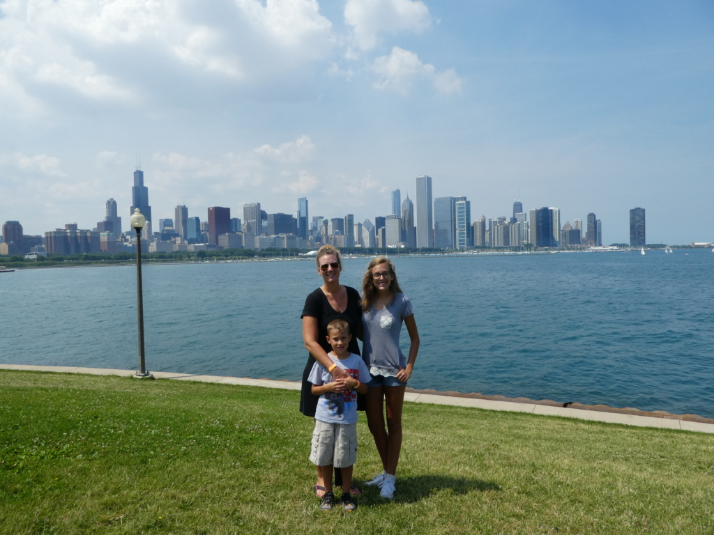 Chicago with Kids