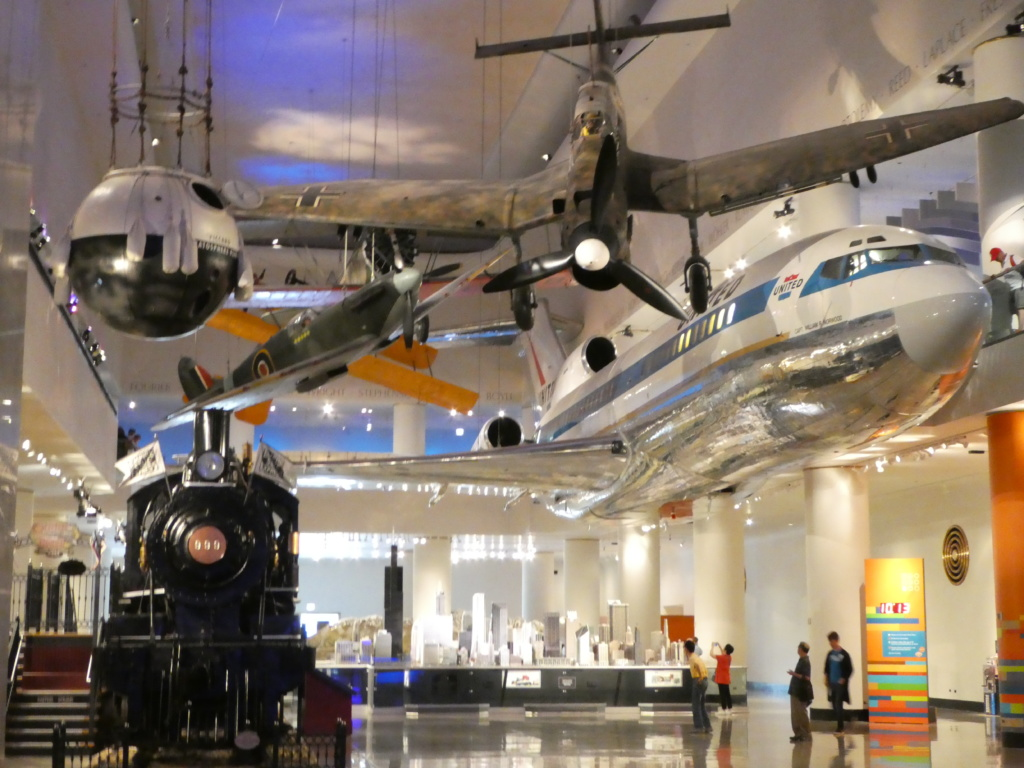 Chicago with Kids - Museum of Science & Industry