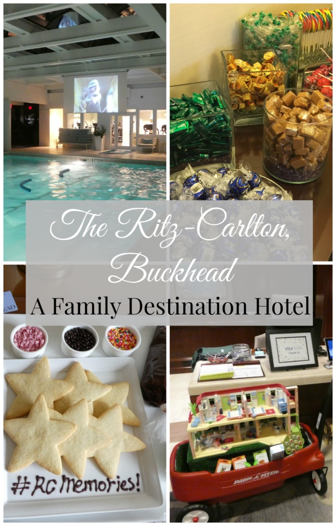 The Ritz-Carlton, Buckhead- A Family Destination Hotel