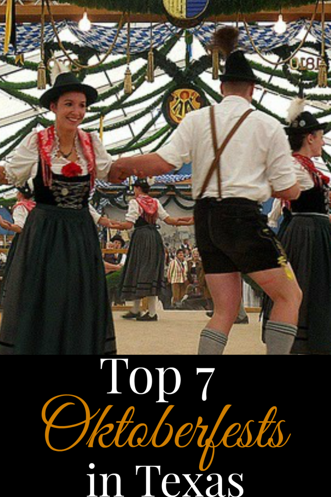 Top 7 Oktoberfests in Texas You MUST see!