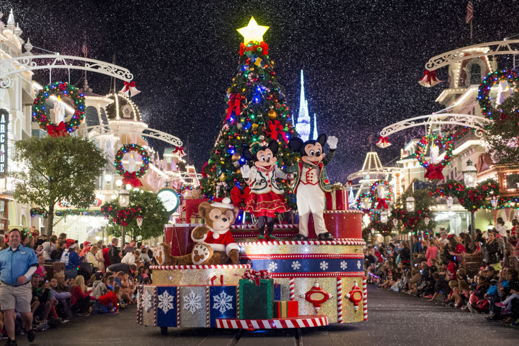 Holiday Season at Walt Disney World