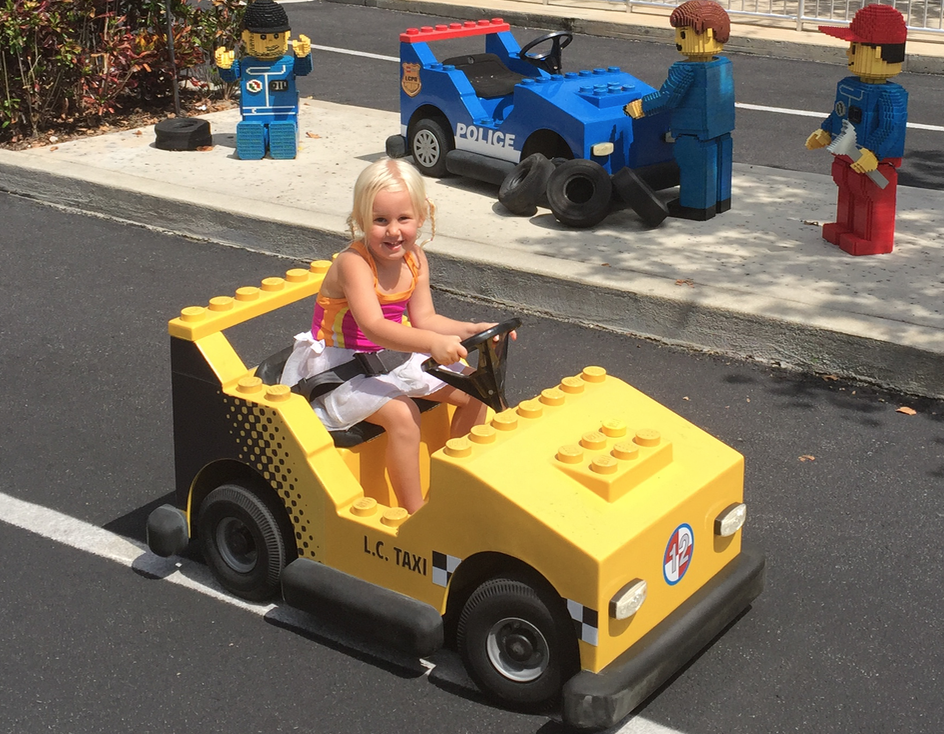 Ford Jr. Driving School at LEGOLAND Florida