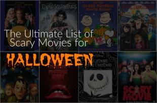 Ultimate List of Scary Movies for Halloween