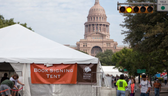 Texas Book Festival  in Austin, TX | November 4 & 5, 2017
