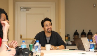 That Time I Met the Musical Genius: Lin-Manuel Miranda of Moana   #MoanaEvent