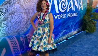 Moana Red Carpet Premiere Party | #MoanaEvent
