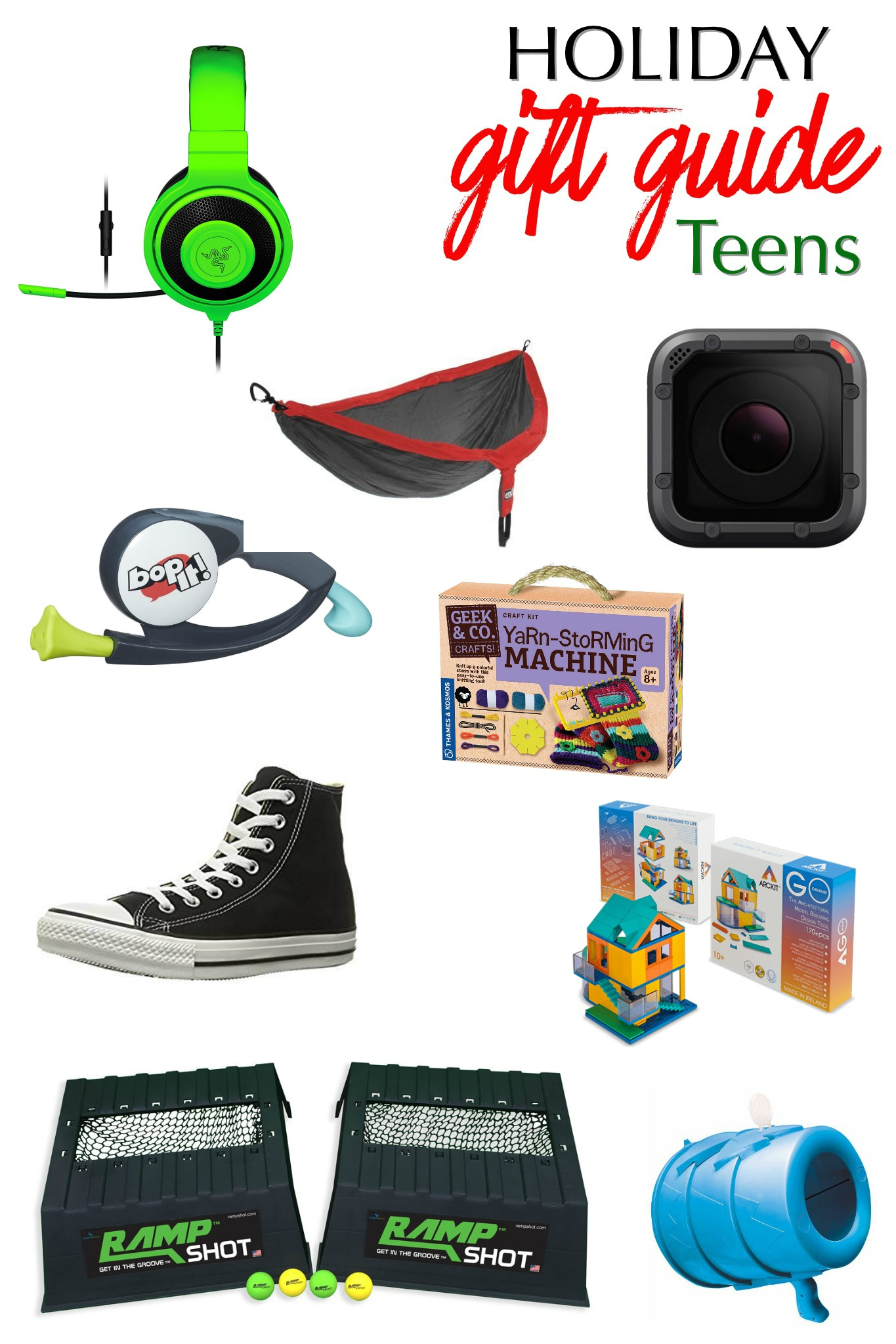 Holiday Gift Guide for Teens: What Teens Really Want for Christmas