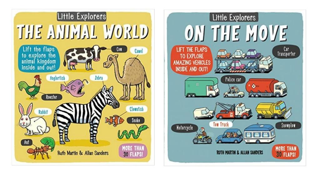 little-explorers-books