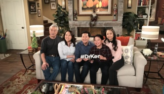 Behind the Scenes on the set of ABC's Dr. Ken | #ABCTVEvent