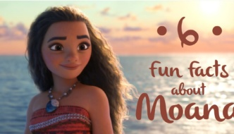 6 Fun Facts about Moana from Directors, Ron Clements & John Musker