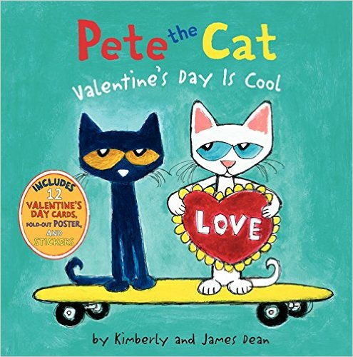 Valentines Books for Kids: