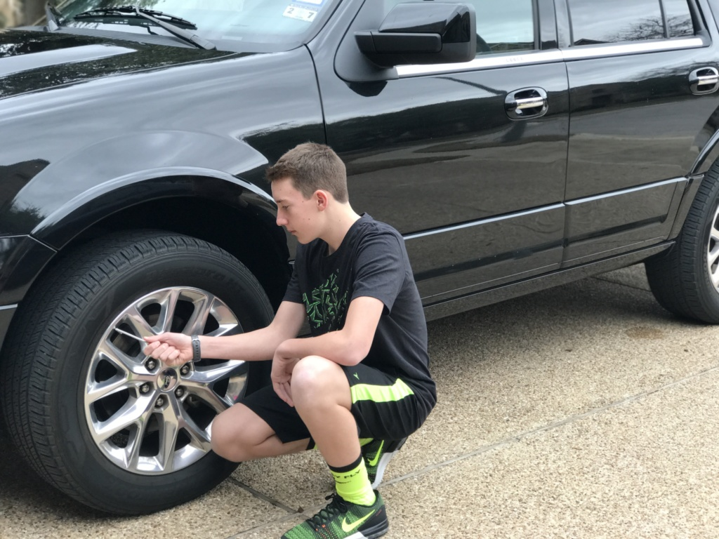 Winter Weather Vehicle Tips: Tire Check