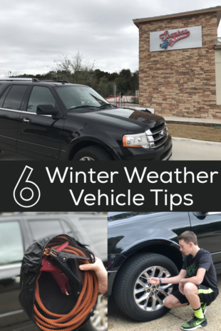 Winter Weather Vehicle Tips: Don't Make the Same Mistakes We Did