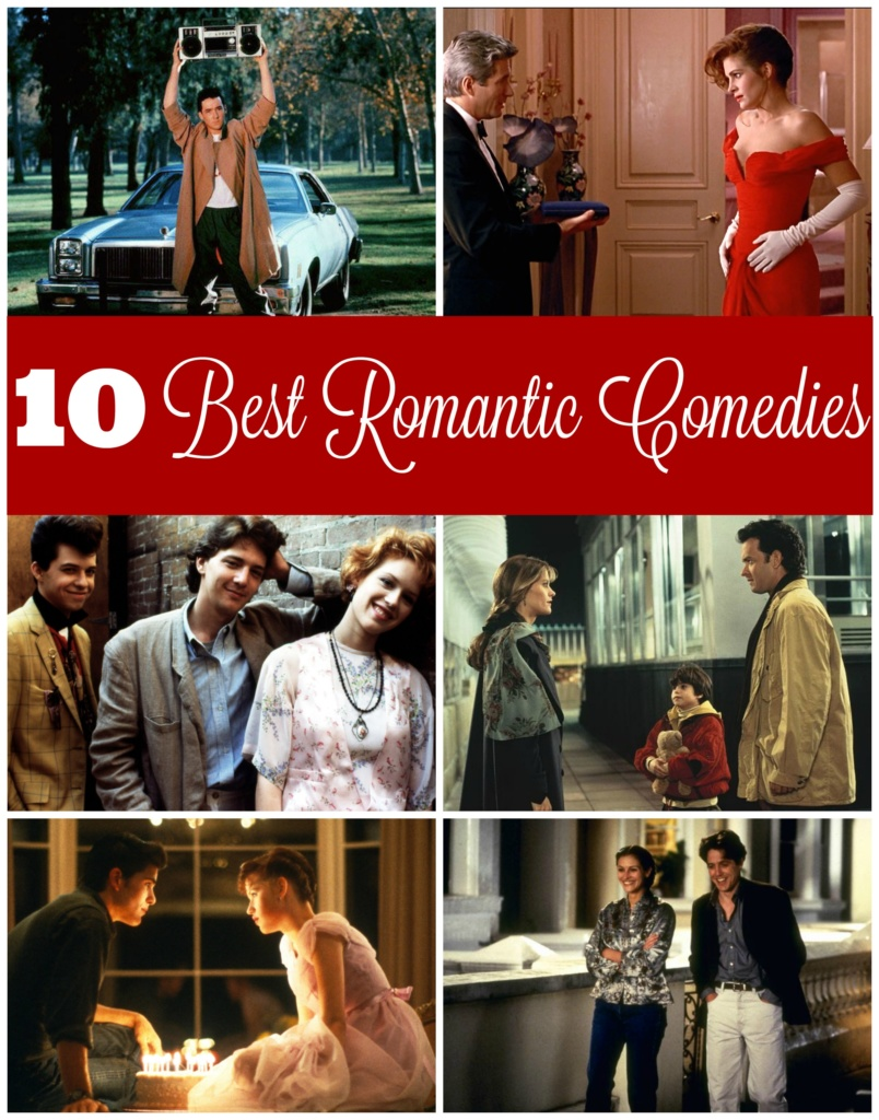 Top 10 Best Romantic Comedies