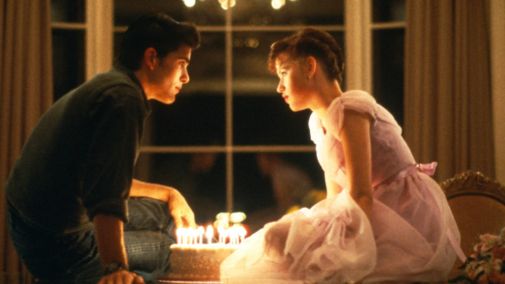 Best Romantic Comedies: Sixteen Candles