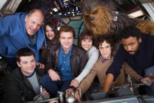 Han Solo Star Wars Film Starts Filming Soon