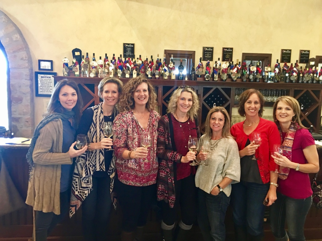 Texas Wine Experiences