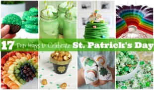 17 St. Patrick's Day Activities {Crafts, Games, Recipes, & More}