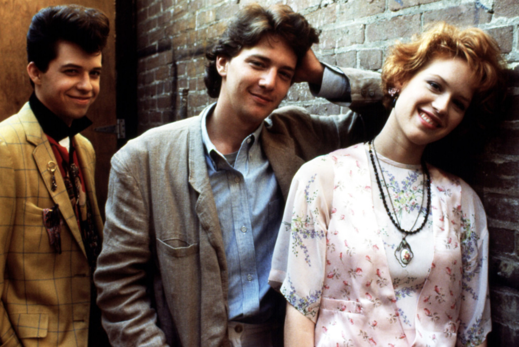 Best Romantic Comedies: Pretty in Pink
