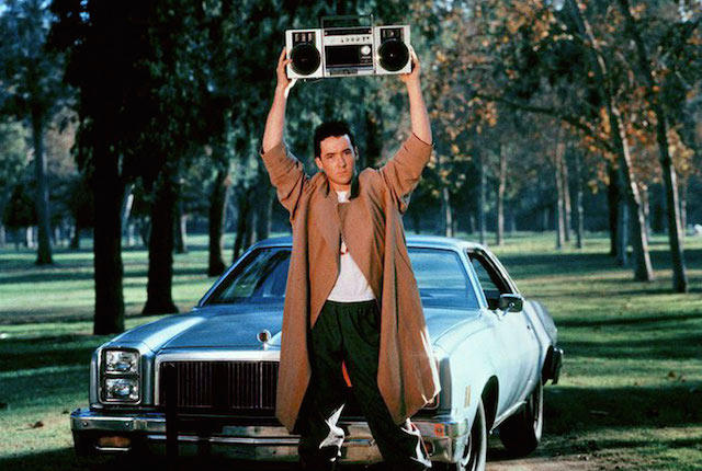 Best Romantic Comedies: Say Anything