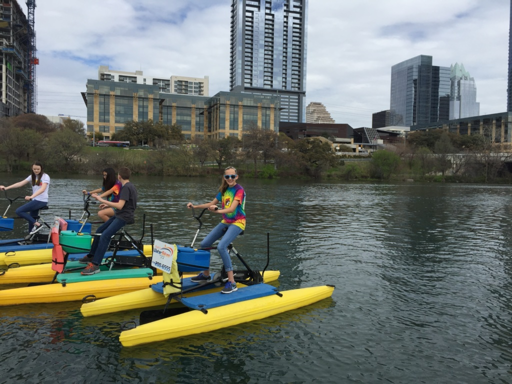 Ultimate Guide to Spring Break in Austin