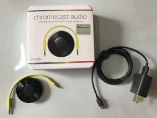 Take Your Music Further with Google Chromecast Audio