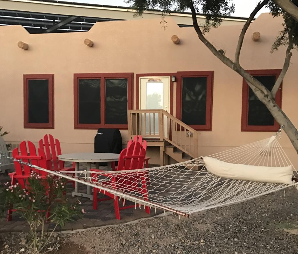 Deluxe Cabin at Tucson Lazydays KOA