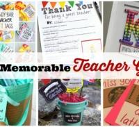 15 Teacher Gifts