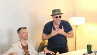 Michael Rooker & Sean Gunn