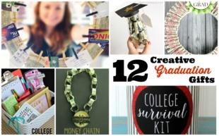 12 Creative Graduation Gift Ideas
