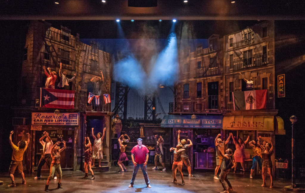 ZACH Theatre's In the Heights
