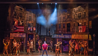 In the Heights at ZACH Theatre | May 30 – July 2, 2017