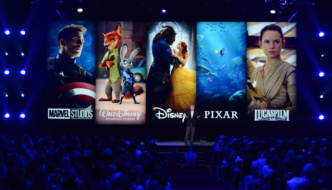 First Movie to Feature All the Disney Princesses! Walt Disney & Pixar Animation Studios D23 Expo Announcements