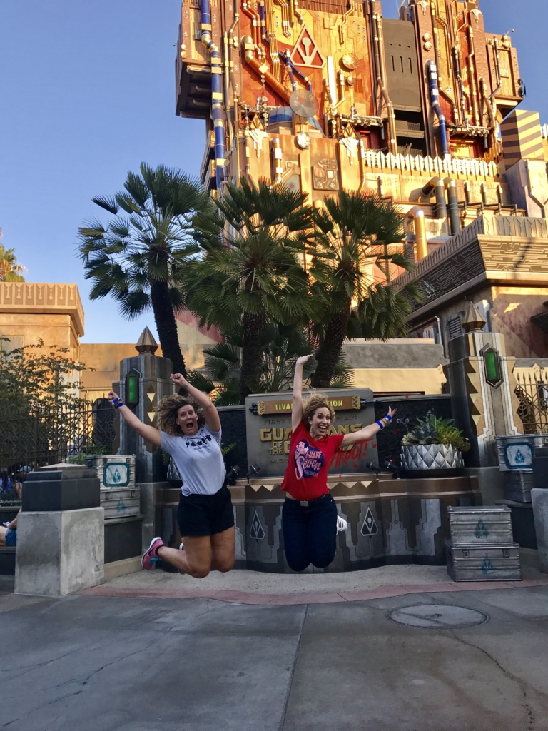 9 Things You Don't Want to Miss at Summer of Heroes at Disney California Adventure Park: Guardians of the Galaxy Mission Breakout