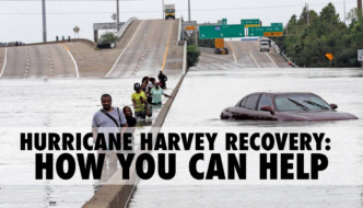 Hurricane Harvey Recovery: How You Can Help