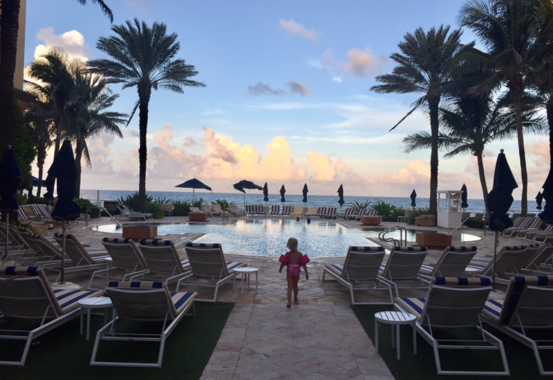 the palm beaches for families