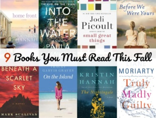 9 Books You Must Read this Fall