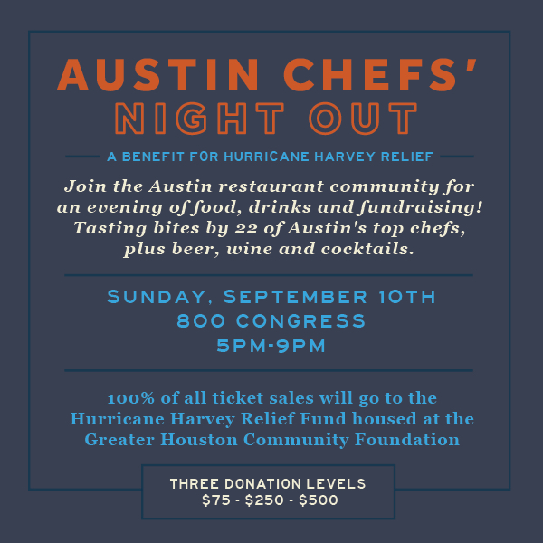 Austin Chefs Night Out