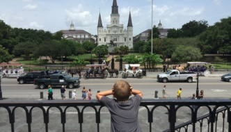 New Orleans – Happiness for the Soul